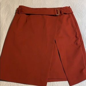 WHBM lined skirt size 2. Beautiful!